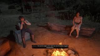 """RDR2 Epilogue - Abigail sings """"Oh, My Darling Clementine"""""""