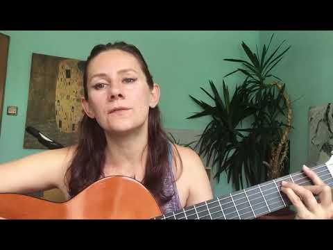 Трава у дома. Das Gras vorm Haus. Исполняет: Оксана Куст. from YouTube · Duration:  3 minutes 57 seconds