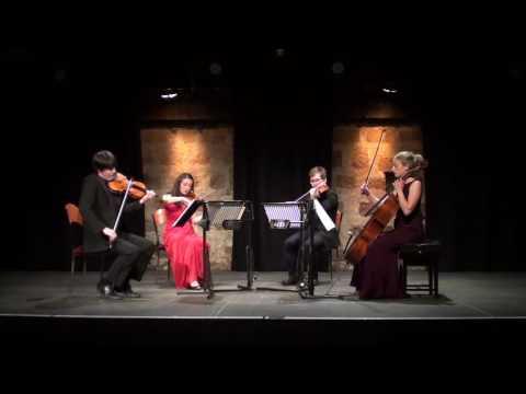 Ravel - String Quartet - Brodick Quartet