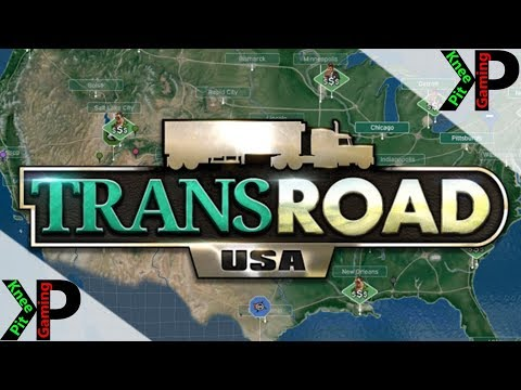 TransRoad:USA Lets Play #26 - Game Updates and Takeovers - TransRoad:USA Gameplay