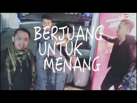 KAZAN - BERJUANG UNTUK MENANG (Official Video Lyric)
