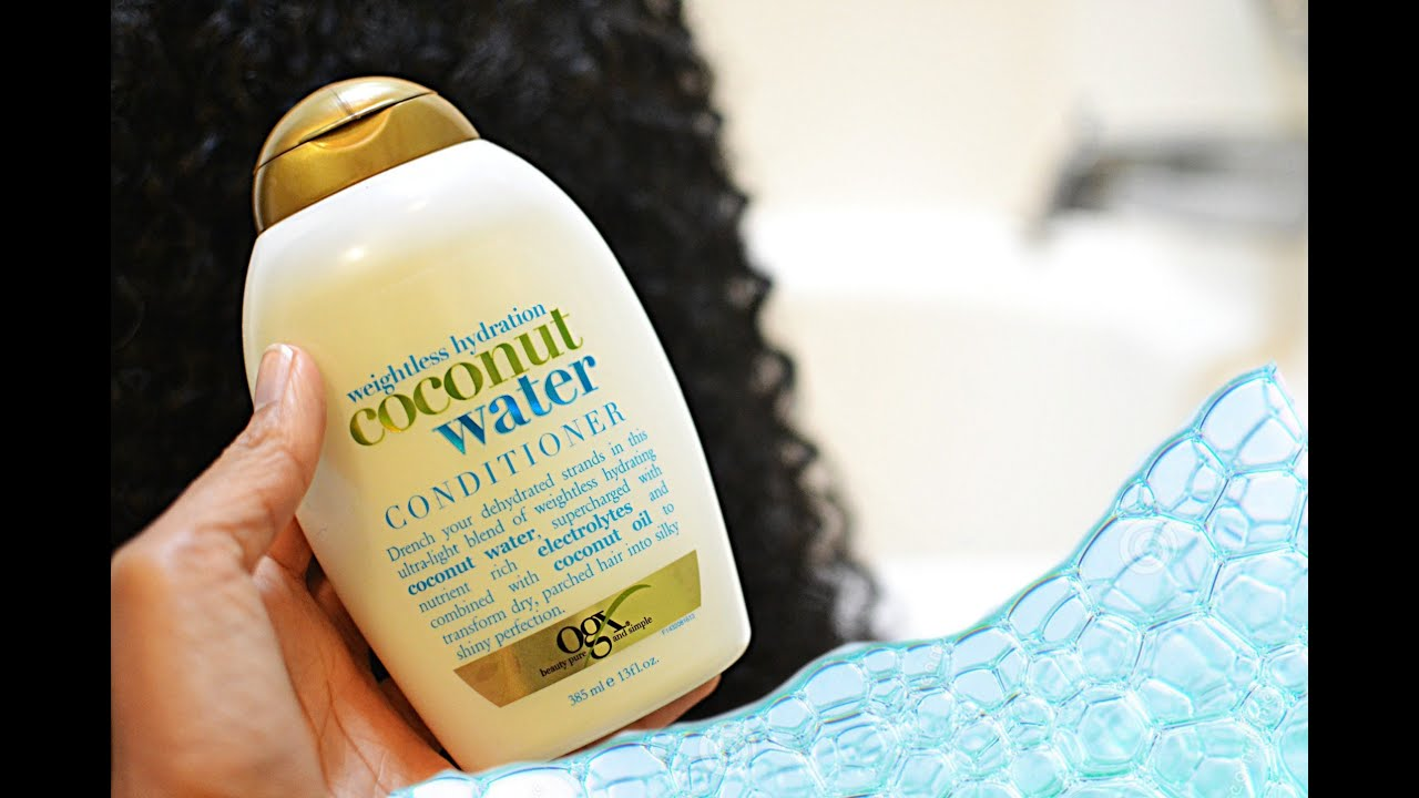 How To Co Wash Virgin Hair Before Install Sassy Mitchell
