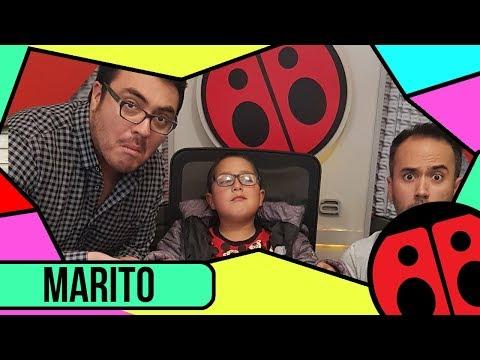 Par de Guatones - Marito Visitó al Par de Guatones - Radio Carolina