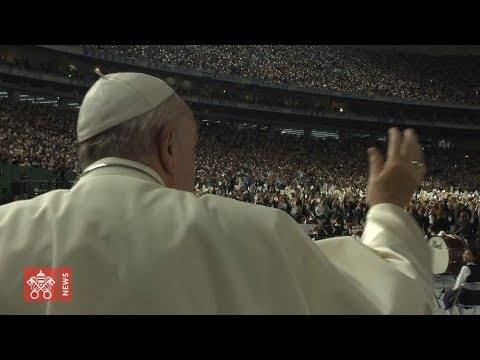 Exclusive Video Vatican Media highlights - Pope Francis' Apostolic Journey to Japan 2019.11.25