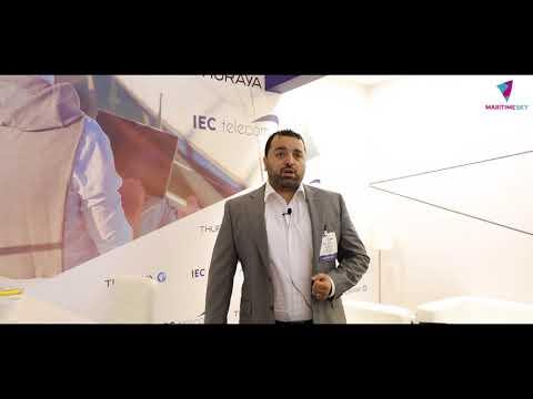 Maritime Sky News about Flexi Yacht by IEC Telecom