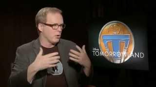 Tomorrowland, Interview With Brad Bird By Gerry O.