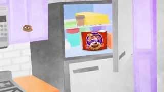 Rhodes Bake-N-Serv Microwave Cinnamon Rolls