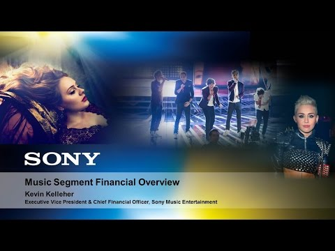 Sony Entertainment Investor Day (11) Music Segment Financial Overview