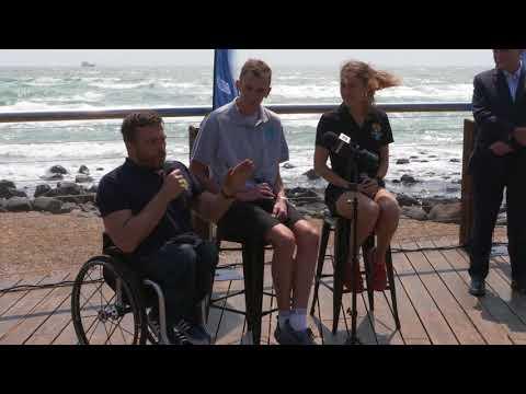 Griffith University: Presenting Partner of the Gold Coast 2018 Commonwealth Games Marathon