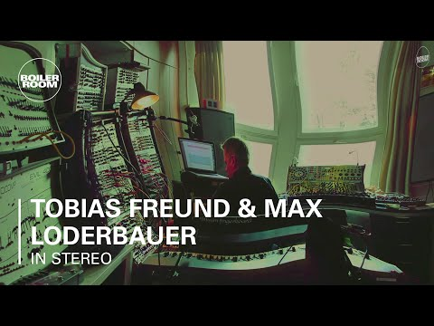 Tobias Freund & Max Loderbauer - Boiler Room In Stereo