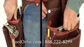 Adjust-to-fit Toolbelt At [ Www.toolorbit.com ]