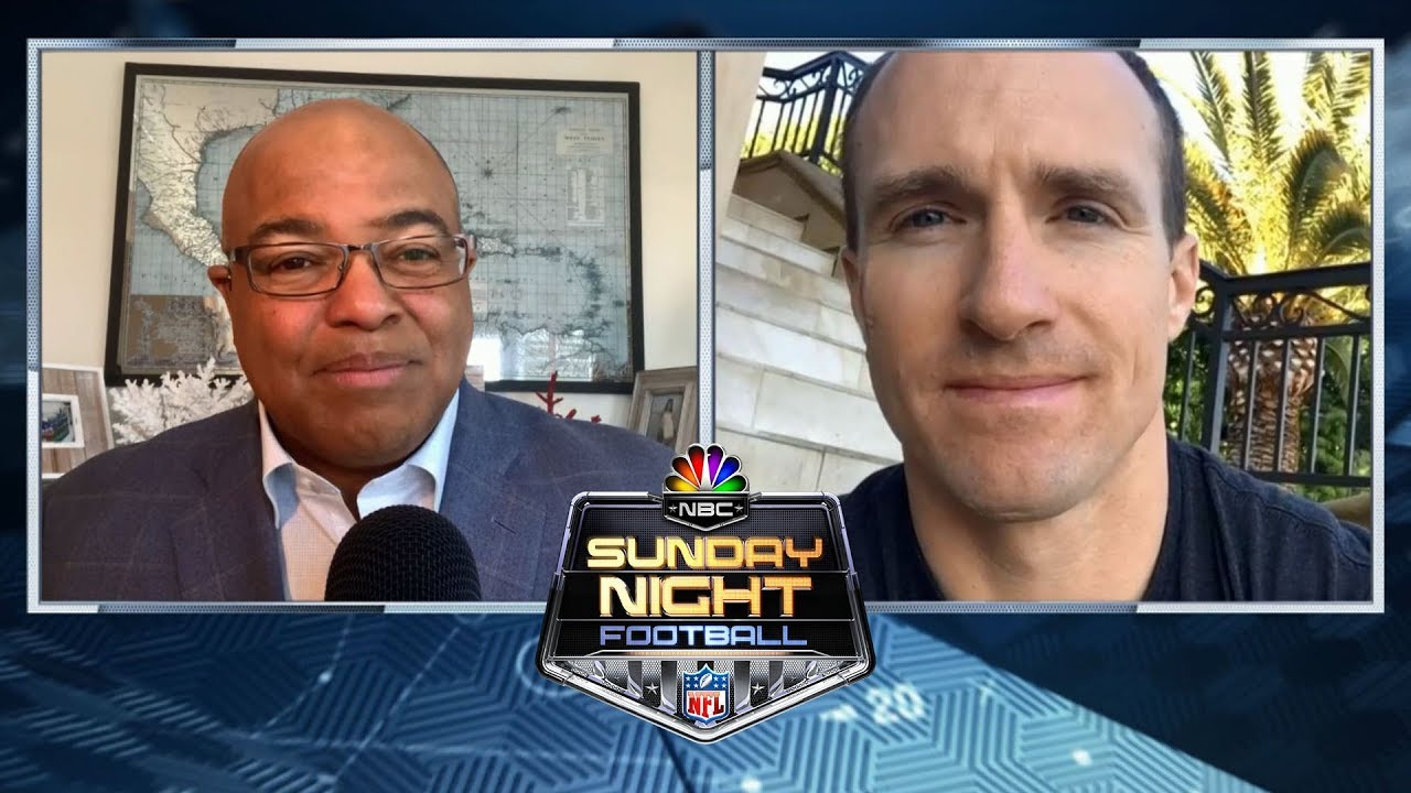 Drew Brees reflects on finding family in NO, memorable games (FULL INTERVIEW)  NBC Sports