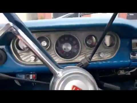 Ford Taunus P5 20M  1969 Engine Start Walenda Motorsport