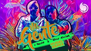 J Balvin & Willy William - Mi Gente  Hugel Remix