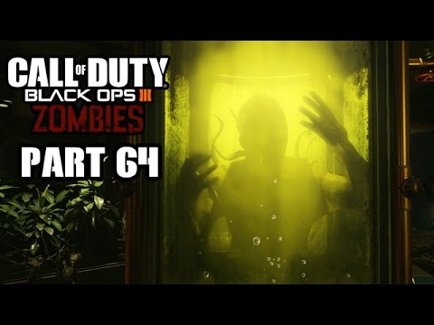 Let's Play Call of Duty Black Ops 3 Zombie Mode Deutsch #64 - Diese Insel ist Böse