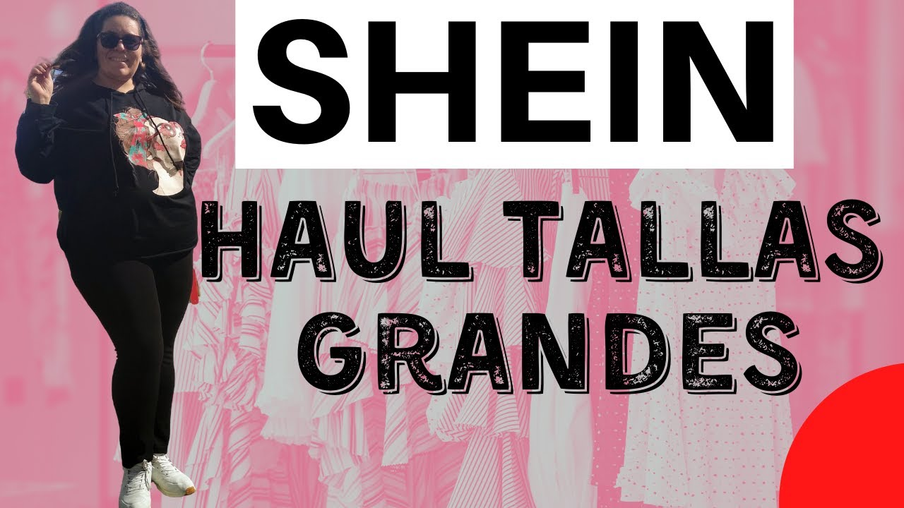 Haul Tallas Grandes Shein Try On Marzo 2020 Youtube