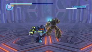 Transformers Devastation Forge Of Solus Prime Youtube