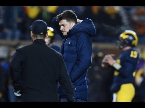 QB Wilton Speight to leave Michigan as graduate transfer