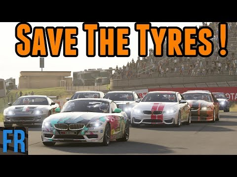 FailRace Vs The Community - Save The Tyres!