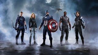 Trailer Biệt đội siêu anh hùng - Captain America - civil war 3