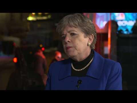 Hub Culture Davos 2018 - Alicia Bárcena Ibarra, Executive Secretary, United Nations (ECLAC)