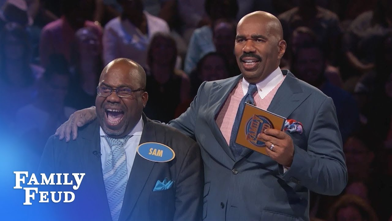 behind the scenes of the pattersons crazy fast money family feud