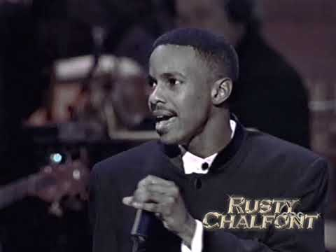 Tevin Campbell - Tomorrow Live