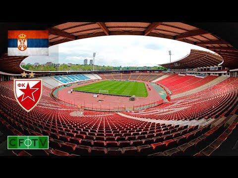 Rajko Mitić Stadium - MARAKANA - FK Crvena Zvezda