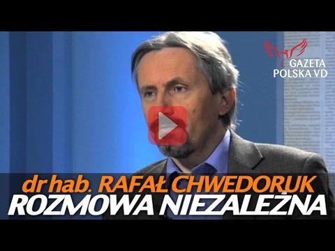 Skrzyżowanie Palikota z Lepperem z domieszką Monty Pythona - analiza dr hab. Rafała Chwedoruka