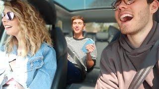 very weird car chats