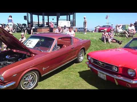 Deal Classic Motorshow 2017 (Kent, UK)