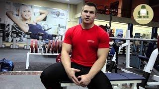 Юрий Белкин МОТИВАЦИЯ/Belkin Motivation/ Тяга 440кг
