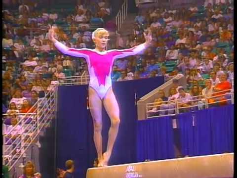 1993 U.S. Gymnastics Championships - Women - All Around - Full Broadcast