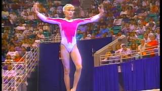 1993 U.S. Gymnastics Championships - Women - All Around - Full Broadcast