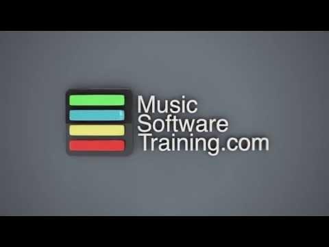 Ableton Tutorials - Music Software Training Video Bumper