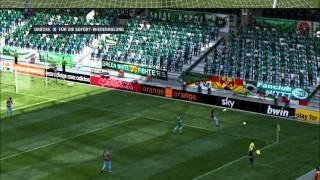 Cup Rapid vs Mattersburg