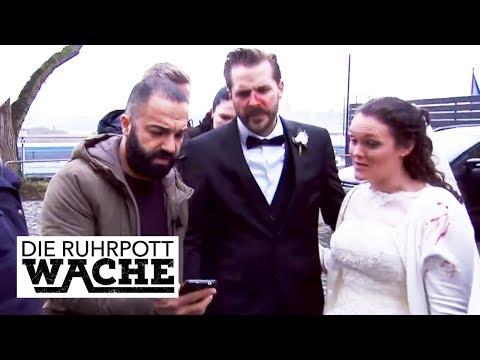 Blutiger Hochzeitscrash: Wer verhindert die Hochzeit? | Bora Aksu | Die Ruhrpottwache | SAT.1 TV