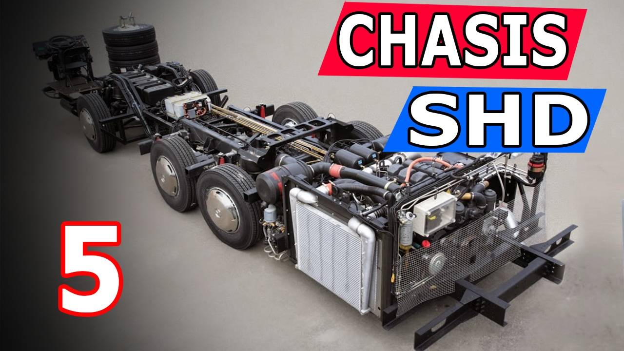 Chassis Bus Shd