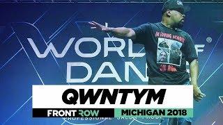 Qwntym | FrontRow | World of Dance Michigan 2018 | #WODMI18