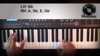 Piano Lesson | Jhene Aiko | The Worst