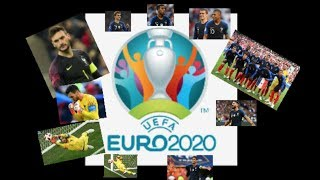 FIFA 19 EURO 2020-phase de groupe