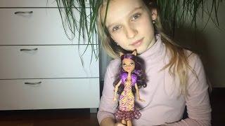 Розпакування Ляльки CLAWDEEN WOLF Веселощі в жах-удосвіта з м /ф Ласкаво просимо в Monster High
