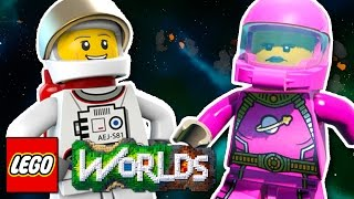 UM UNIVERSO DE AVENTURAS! - LEGO Worlds | Nova Série?!