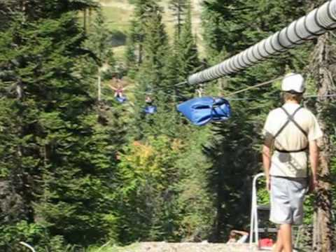 Whitefish Alpine Slide & Zip Line