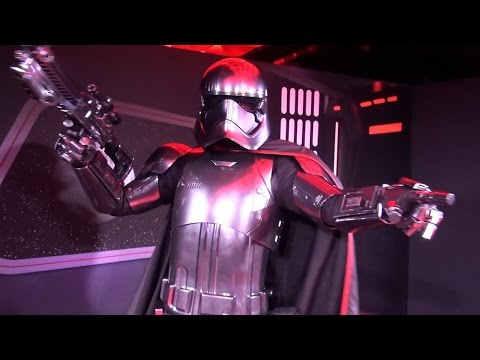 Captain Phasma Talking Meet & Greet, Star Wars Day at Sea Disney Fantasy – First Appearance