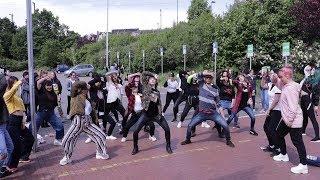 Kpop BIG5 Concert Random Dance Game (EXID, STRAYKIDS, ASTRO, KARD, AILEE) | By Hicham