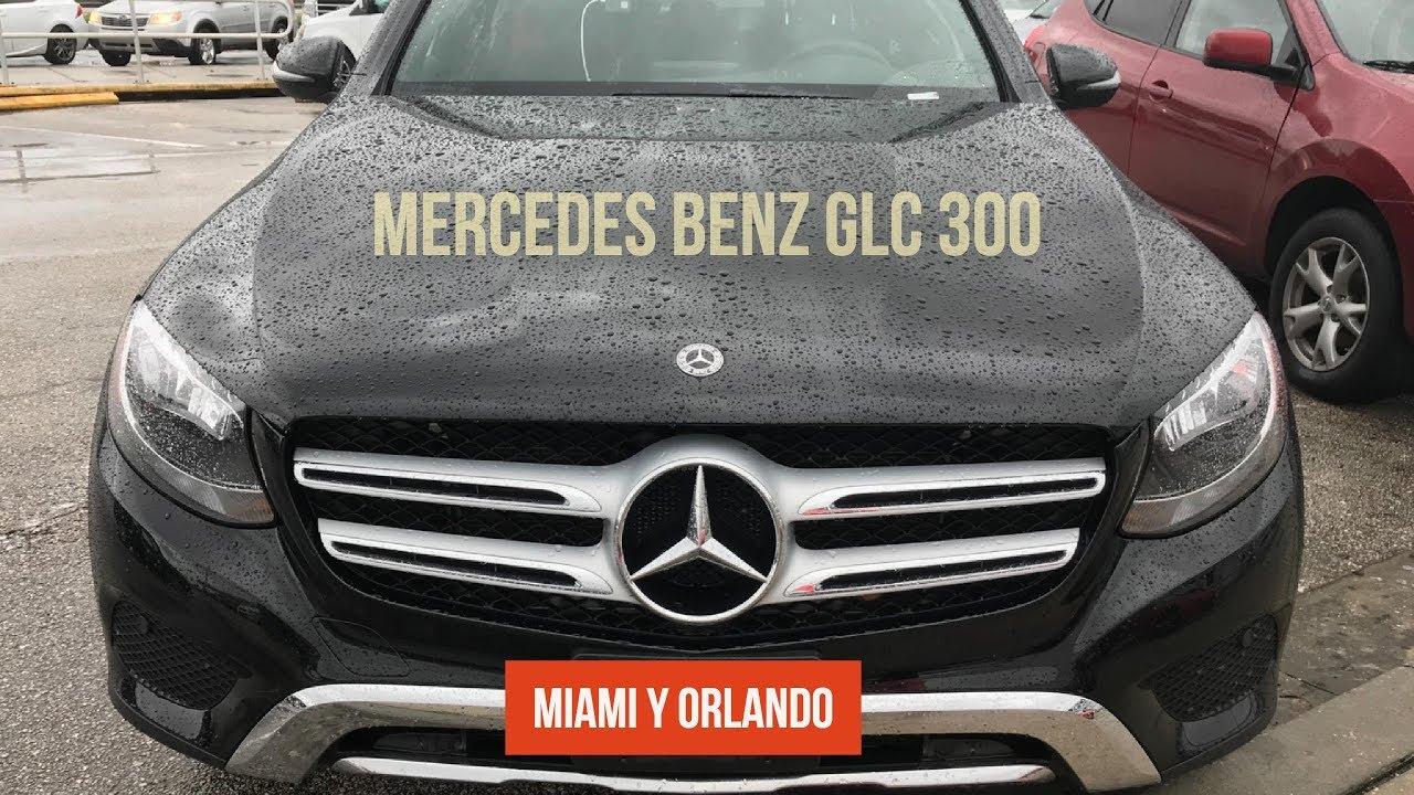 Manejo de mercedes benz glc 300 en orlando youtube for Mercedes benz in orlando