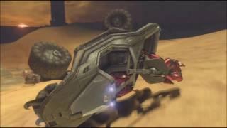 Halo 3 Mythic - All Main Menu Trailers