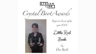 LITTLE RED BOOK LINE DANCE (DEE MUSK) STREAMLINE WEEK 13