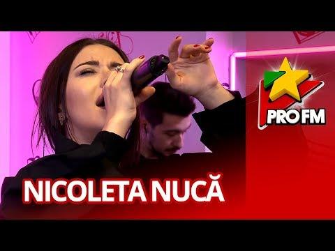 Nicoleta Nuca - Ai Uitat Cine Esti | ProFM LIVE Session